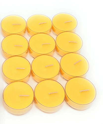 PartyLite Universal Scented Tealights Coconut product image