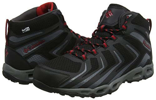4a2e4fd5cc8e Columbia Men s Ventrailia 3 Mid Outdry Low Rise Hiking Boots  Amazon.co.uk   Shoes   Bags