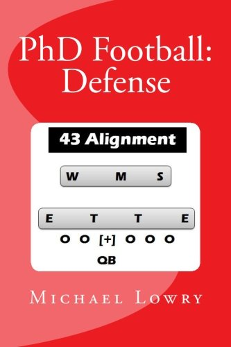 (PhD Football: Defense (Volume 2))