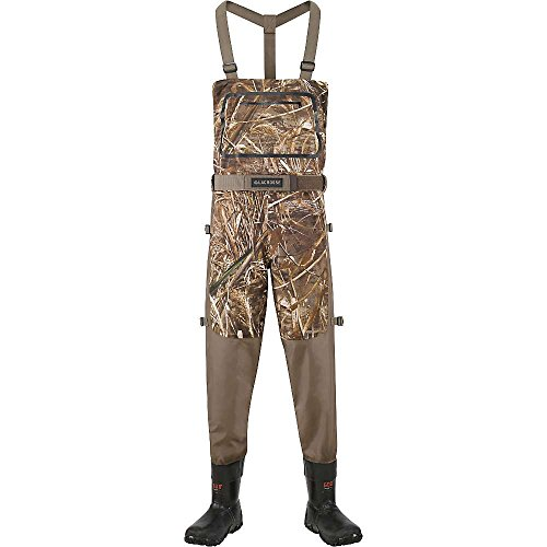 LaCrosse Men's Alpha Swampfox Drop Top 600G Waders, Camouflage, 10 M - Lacrosse Waders