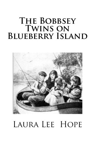 Download The Bobbsey Twins on Blueberry Island pdf