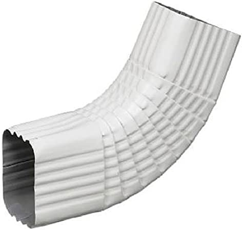 Two-by-Three AMERIMAX HOME PRODUCTS 27065 B Elbow Five Pack White