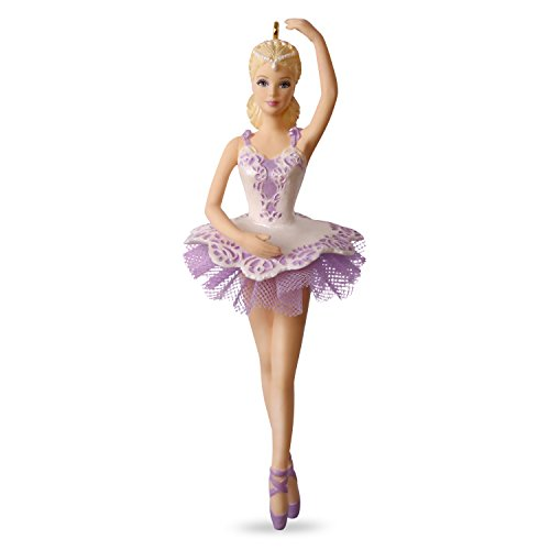 Hallmark Keepsake 2017 Ballet Wishes Barbie Christmas