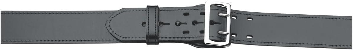 Gould /& Goodrich F//Lb49-32Wbr E-Z Slide Duty Belt fits 32-Inch Waist 81 cm, Black Weave