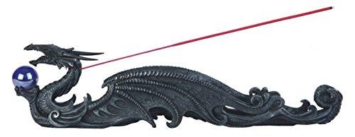 2019人気の StealStreet SS-G-71436 Dark Dragon Holding 12.5 Orb Orb Incense Burner, 12.5 by by StealStreet B00C2GOMB8, 鏡 ミラー専門店 岡本鏡店:bf3d768f --- a0267596.xsph.ru