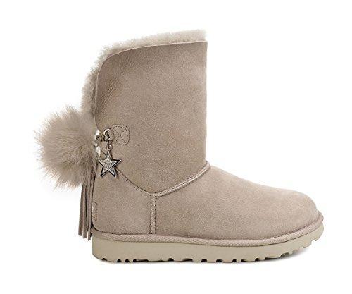 Boots Gris Boots Boot Ugg Charm Ugg Grey Modã¨le Couleur Gris Marque Bottines Classic qxPZwdTSq