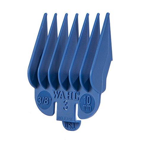 """Wahl Attachment Comb Size # 3 Nylon 3/8"""" Dark Blue"""