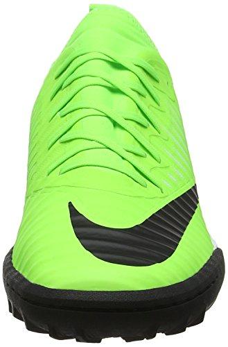II Finale Black Mercurial elctrc X de Homme White Mehrfarbig Vert TF Football anthrct Grn Chaussures Nike agWxBB