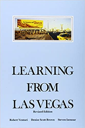 Amazon Learning From Las Vegas Revised Edition The Forgotten