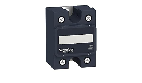 Panel SPST-NO SCHNEIDER ELECTRIC SSP1A450BD Solid State Relay 50 A Screw 660 VAC