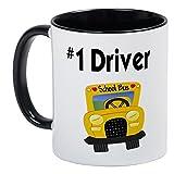 CafePress - School Bus Driver Mug - Unique Coffee Mug, Coffee Cup