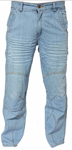 ba25426b0b30 Newfacelook Men s Designer jeans Casual Denim Mens Pant Fashion Trousers PSK