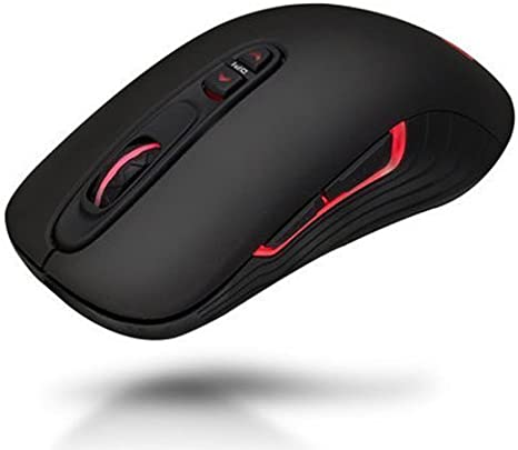 250dpi-4000dpi Omron Switch 4 Level Dpi Avago Sensor Tnm Maxtill Tron G10 USB Wired Gaming Mouse