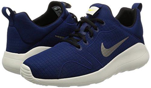 2 EU Kaishi nbsp;Baskets Lime Binary 44 Blau Blue Black Light Bone Nike 0 Electro p5qqO