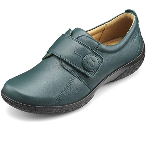 Hotter deep Teal Donna Scarpe Green 810 AA1YB