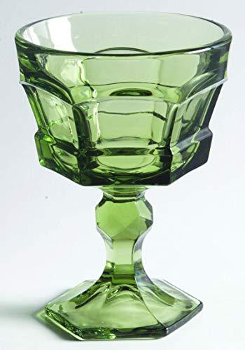 Vintage Fostoria Green Virginia 5-1/8
