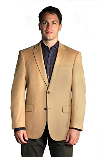 Jean-Paul Germain Camel's Hair Sportcoat - 100% Camel's Hair