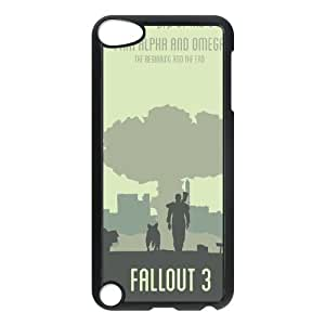 FALLOUT iPod Touch 5 Case Black&Phone Accessory STC_990074