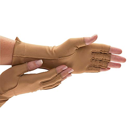 isotoner Therapeutic Compression Gloves, Unisex