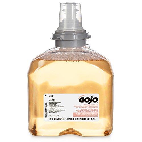 536202 Premium Antibacterial 1200mL Carton