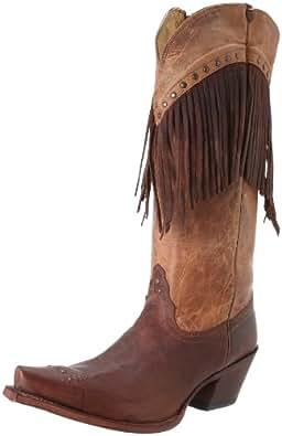 Amazon Com Tony Lama Women S Vf3036 Western Boot Mosto