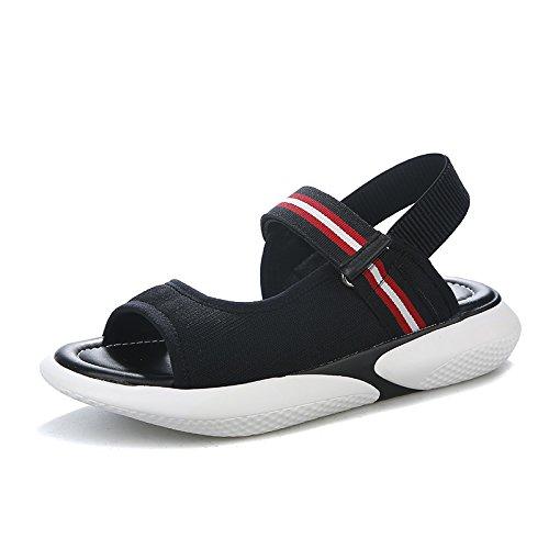 QQWWEERRTT Mode Sport Sandalen Weiblichen Sommer Neue Universal Universal Frauen Schuhe Flache Beiläufige Strandschuhe  | Outlet  | Spielzeugwelt, fröhlicher Ozean