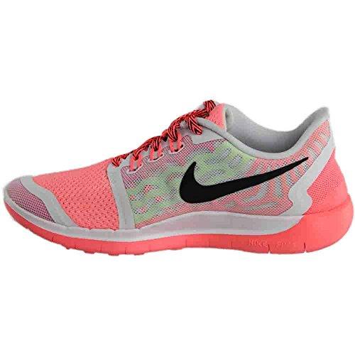 Nike Kids Free 5.0 Scarpa Da Corsa Rosa