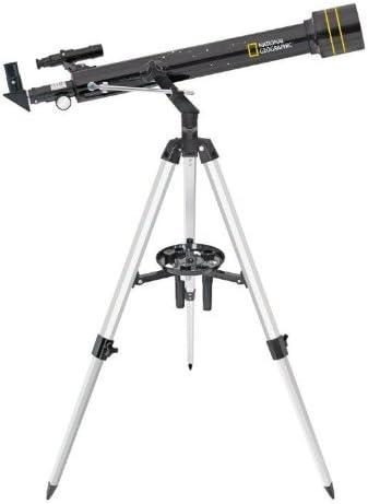 National Geographic 60/700 Telescopio refractor AZ