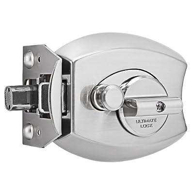 Millennium Lock TUL 2.0 Series Ultimate Lock Residential, 4000 lbs Force