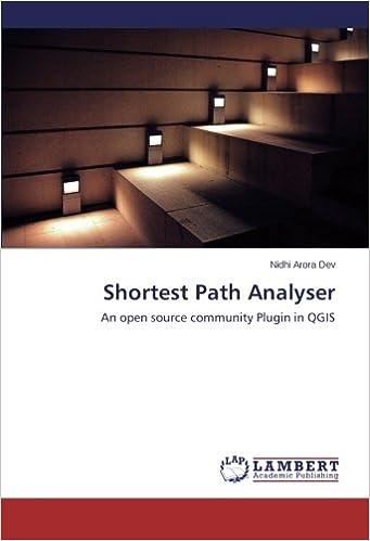 Shortest Path Analyser: An open source community Plugin in