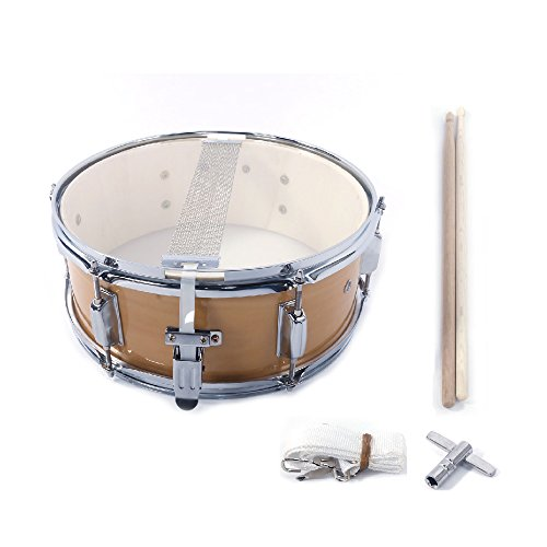 Poplar Snare - Glarry Student Snare Drum | 14