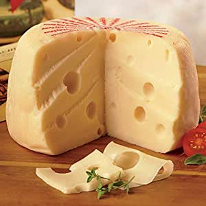 Big Baby Swiss Cheese 2 Lbs From The Swiss Colony