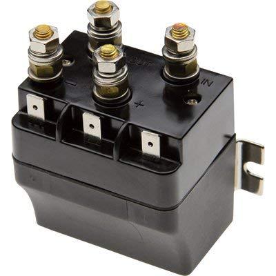 100 Amp DC Reversing Contactor, Model# RELAY-100-12