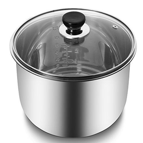instant pot glass lid - 5