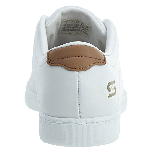Shoe US 6 Lofty Skechers Women Casual Millennial White Women's 8wwX6O