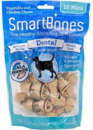 Dog Treats: SmartBones Dental