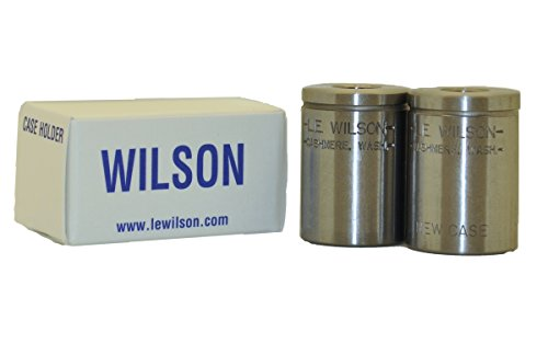 L.E. Wilson BCH-WSM Case Holder for W.S.M. Family Trimmer,
