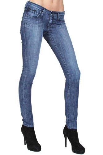 Robin's Jean Women's Stretch Denim Skinny Leg-27-3D Medium]()