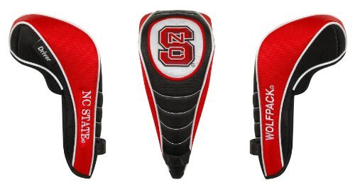NC State Wolfpack Shaft Gripper Driver Headcover by Team Effort