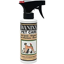 Sherbon-Bannixx Banixx Pet Care for Fungal & Bacterial Infections 8oz