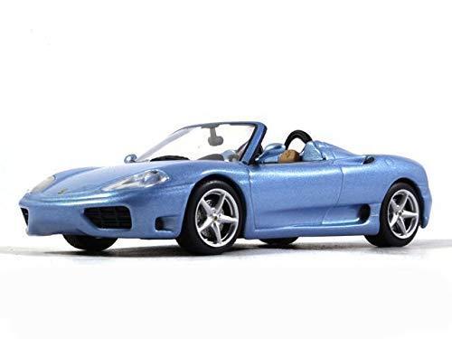 Ferrari 360 Spider Blue Color 1:43 Scale Diecast Model Sports Car 1999 Year ()