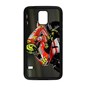 Valentino Rossi For Samsung Galaxy S5 I9600 Csaes phone Case THQ138523