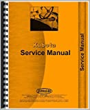 New Service Manual Made for Kubota Tractor Model L3750