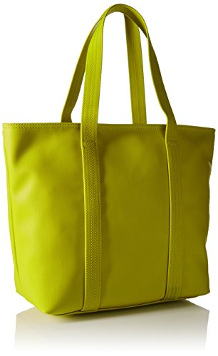 LACOSTE Womens Classic Medium Shopping Bag Warm Olive Comprar Barato Oficial 8IhTt