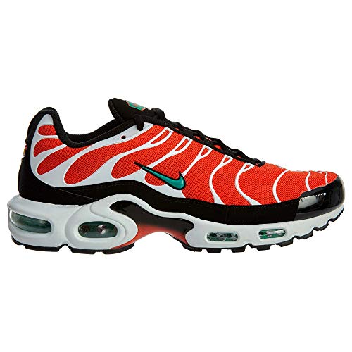 Ginnastica White da Uomo Black Scarpe Plus Air Nike Max Team Arancione Orange Neptune Green 801 Xqxw7WTC