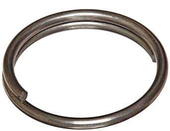 """Dixon R200SS Stainless Steel Cam and Groove Hose Fitting, Pull Ring Safety Clip for Boss-Lock Coupling, 2"""" Size"""