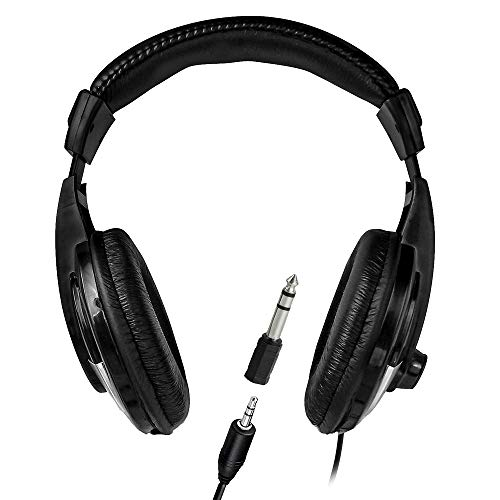 Nady Stereo Headphone - Nady QH-200 Studio Stereo Headphones