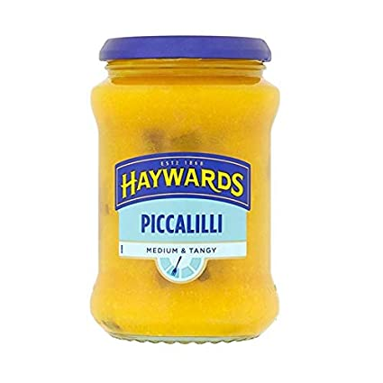 Haywards Medium /& Tangy Piccalilli 400g