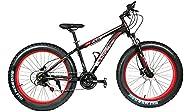 "26"" Fat Bike/Snow Bike/Sand Bike/Fat Tire Bike Hydraulic brake, dual suspension, Lock out suspension fork, Qui"