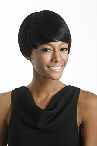 It Tress Top Model Synthetic Wig FFC-304 (1BF30)